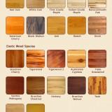 Common Flooring Species